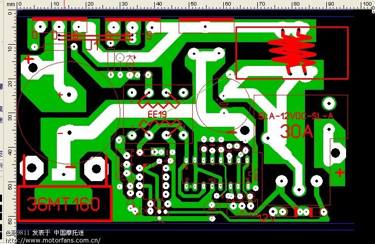 真正的开关型双场效应管整流稳压器有超压保护,更新了制 .