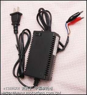 电动车充电器能否用来给摩托车充电?