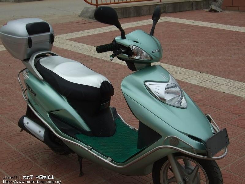 五羊本田-踏板车讨论专区