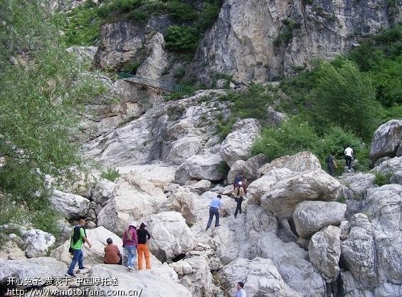 09年6月游葫芦岛建昌龙潭大峡谷风景区
