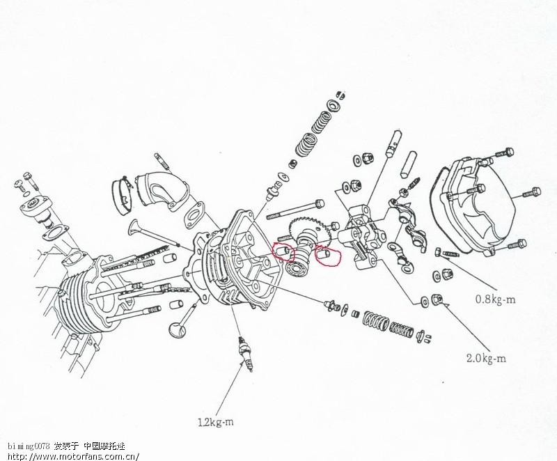 gy6发动机 - 维修改装 - 摩托车论坛 - 中国摩托迷网