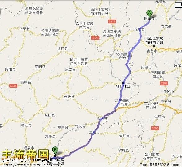 贵州凯里市地图-去凯里路线图