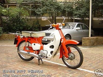 弯梁摩托车电路和油路图