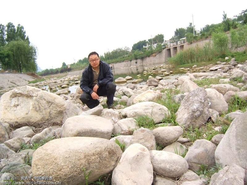 济南野生动物园沿途风景