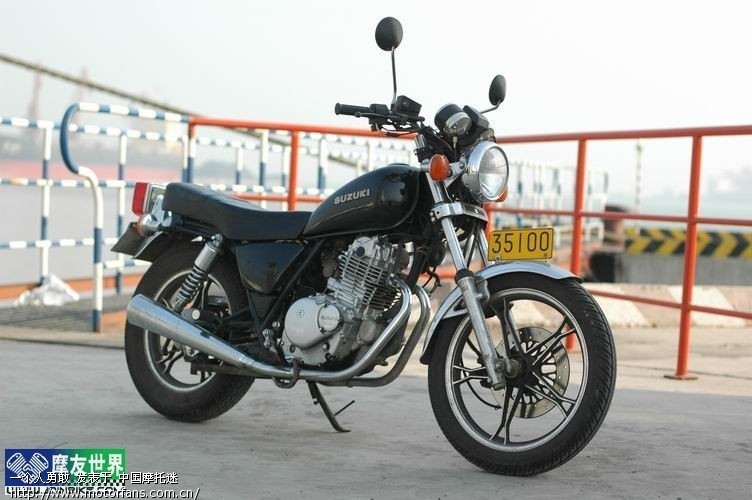 经典gn250 稍改 - 维修改装 - 摩托车论坛 - 中国摩托