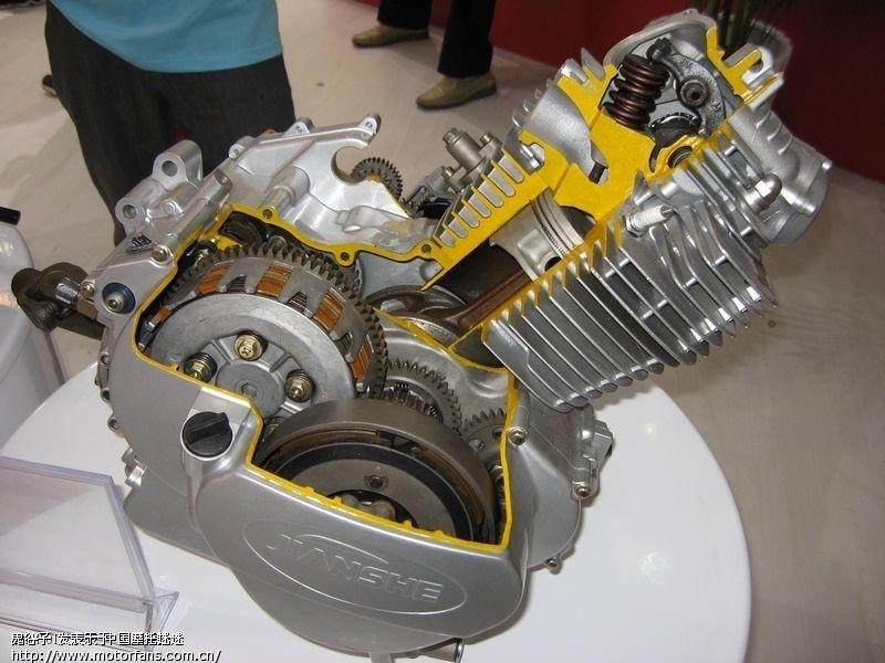 摩托车离合器的原理,使用