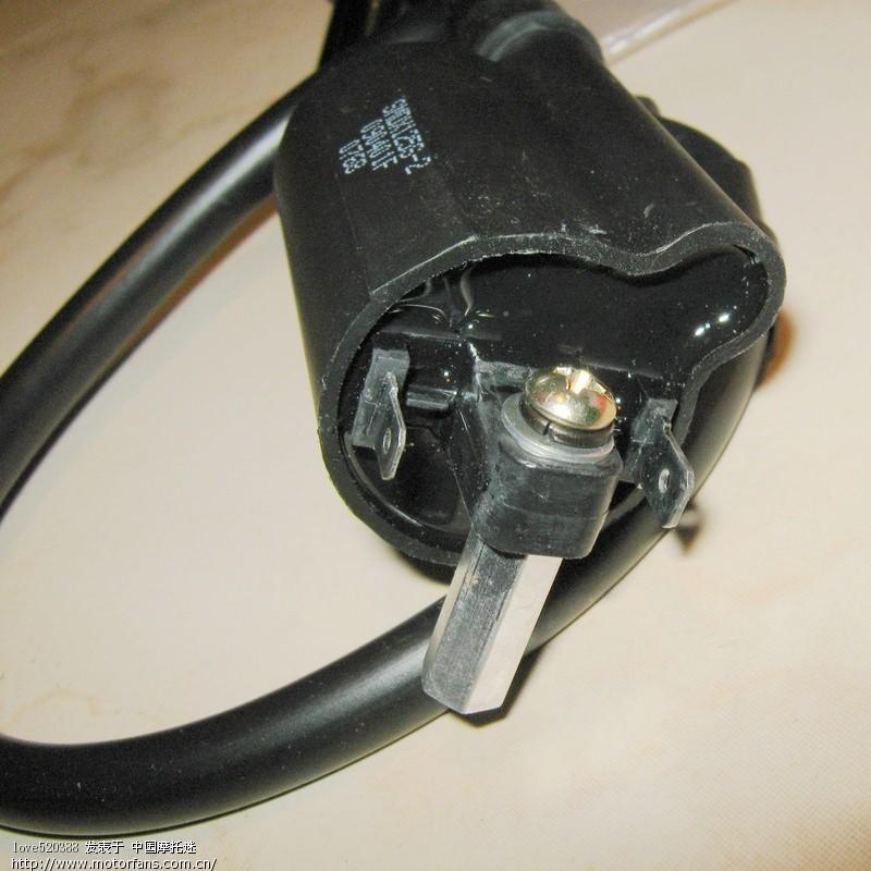 电感高压包和直流点火器怎么接线?