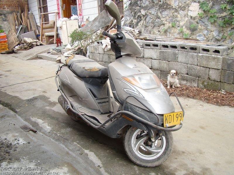 踏板摩托车维修电路