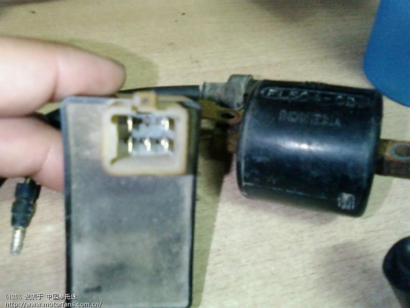gl125点火器 高压包