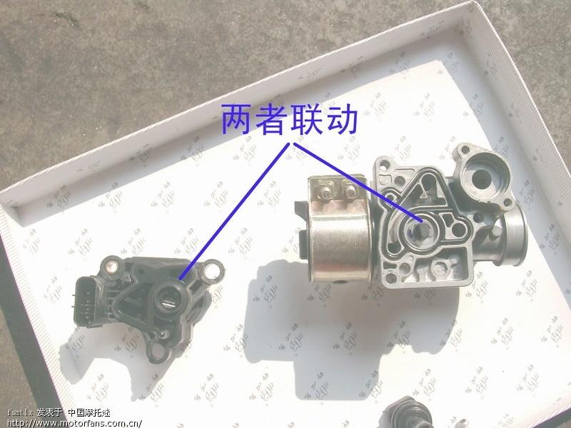 此电压信号用作对喷油脉宽和点火的修正控制.