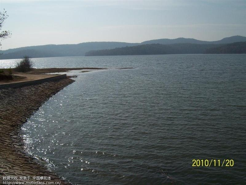 薄山湖金山风景区