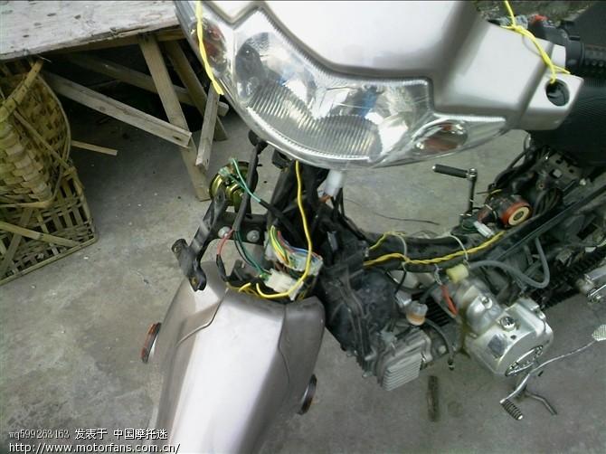 论坛 69 摩托车论坛 69 维修改装 69 全新简单的双闪电路图
