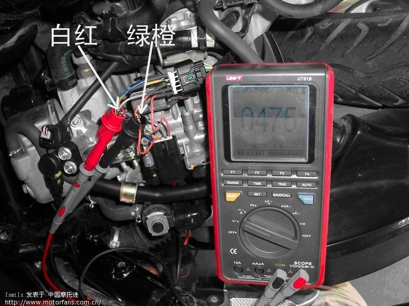 各类型的摩托车的电喷系统都由进气系统,供油系统,点火系统(ecu控制)