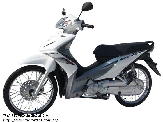(经鉴定是泰国 wave110发动机 电喷) 也就是新大洲本田 .