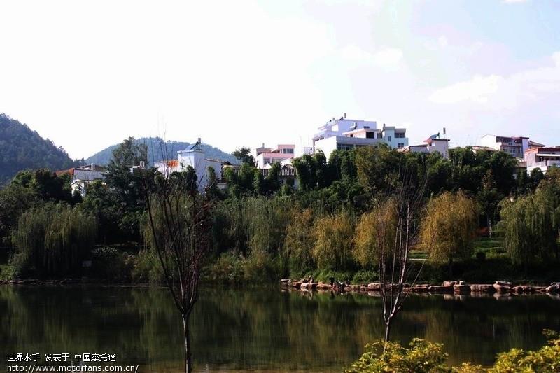 易门龙泉河风景(35张图)
