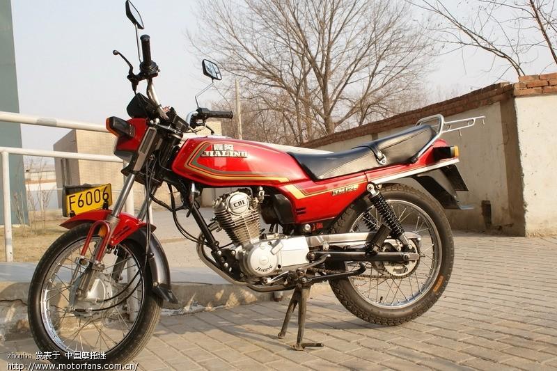 嘉陵125摩托车,二十年了,请问如何保养,延长发动机寿命,需要更换什么