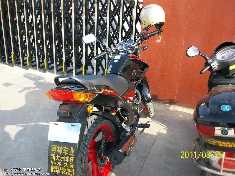 摩托车空挡启动电路图详解
