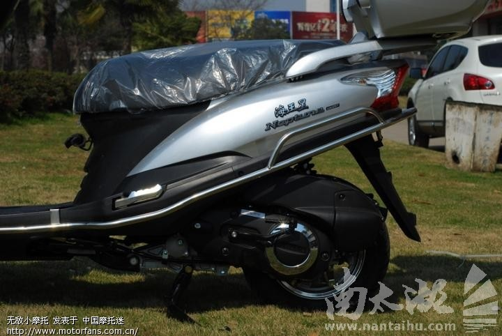 电喷版的海王星 - 海王星 - 摩托车论坛 - 中国摩托
