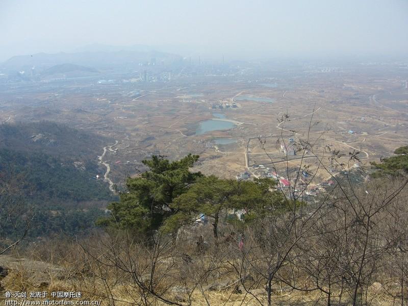 清明小游(一)莱芜棋山风景区,城岭水库
