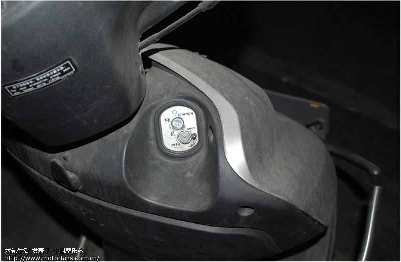 本田摩托车钥匙孔接线图