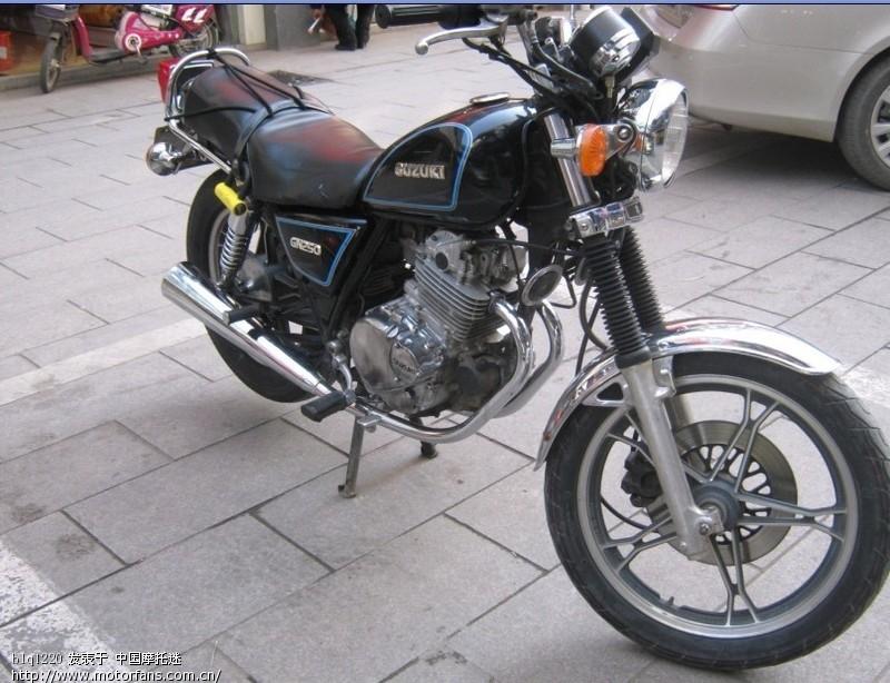 gn250 - 维修改装 - 摩托车论坛 - 中国摩托迷网 将摩