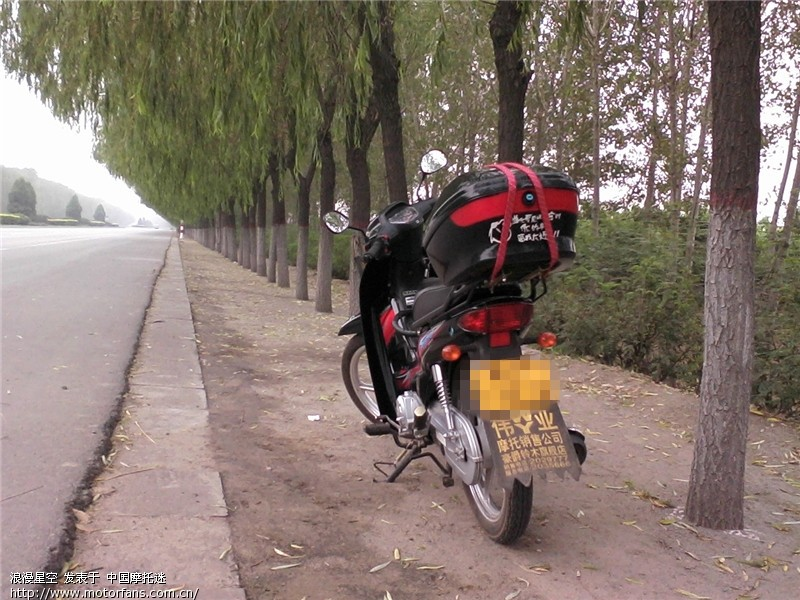 豪爵110A调了混合比之后 豪爵铃木 骑式车讨论专区 摩托车论坛 中国