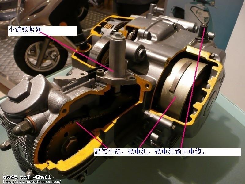 雅马哈弯梁发动机图解1.jpg