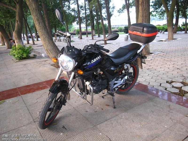 畅跑 改油冷已完成 钱江benelli贝纳利 摩托车论坛 中国摩托迷网 将摩旅进行到底