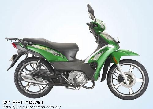 钱江弯梁100摩托车电路图