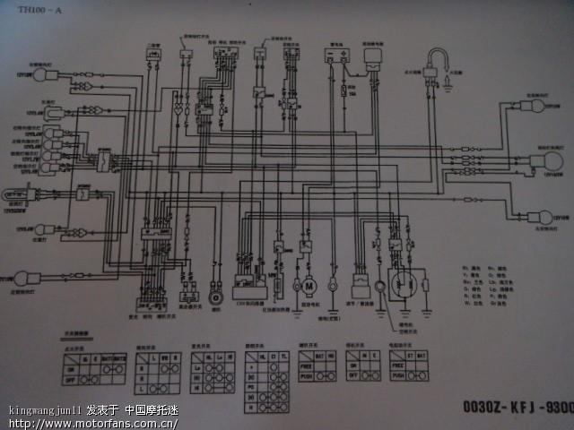 天虹th100 系列线路图