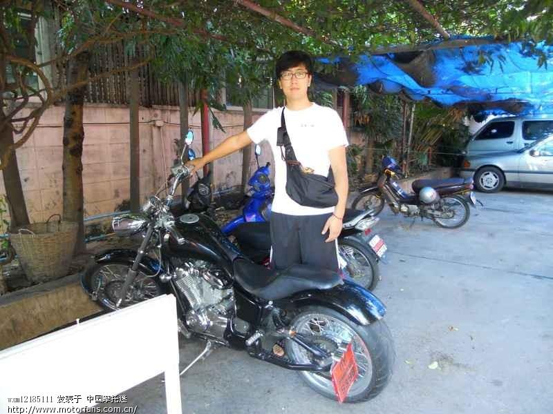 论坛 69 摩托车论坛 69 弯梁世界 69 我的本田幼兽和泰国的摩托