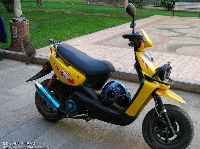 雷克150踏板车(山猫款)使用报告 增加游玩澄江和华宁情 .