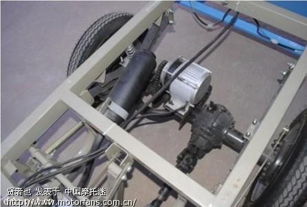 油电混合动力三轮车,摩友们觉得适用吗?