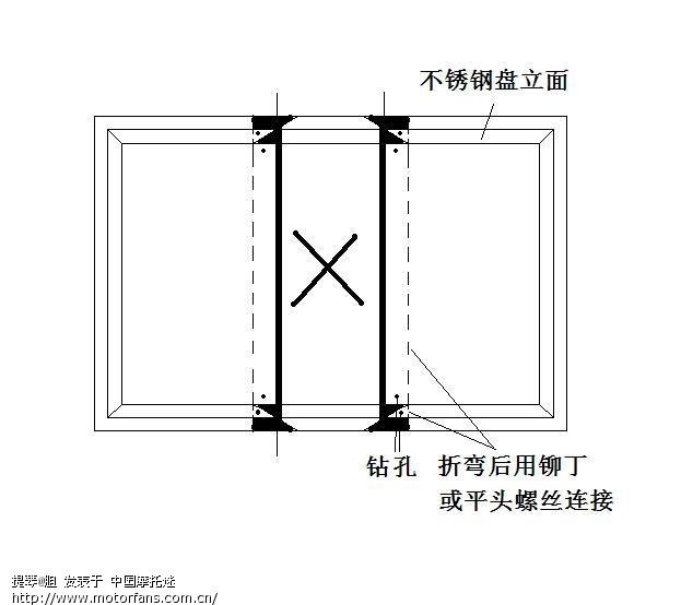 用25升长方体塑料桶diy边箱暨不锈钢边箱制作