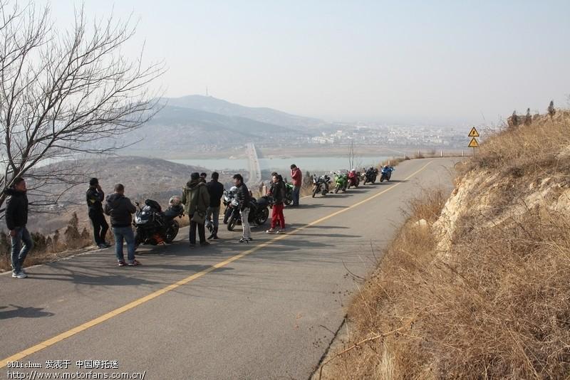 蚌埠摩托行俱乐部 怀远东山小跑!