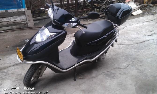 dio3500公里 - 新大洲本田-踏板车讨论专区 - 摩托车