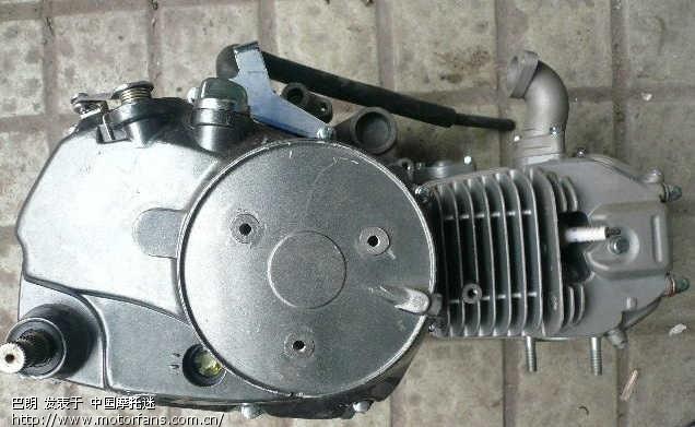 咨询:嘉陵卧式150发动机点火器的问题