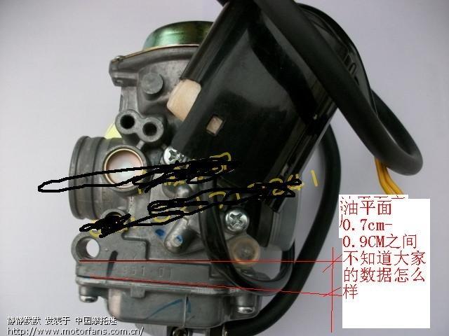 踏板车发动机维修结构图