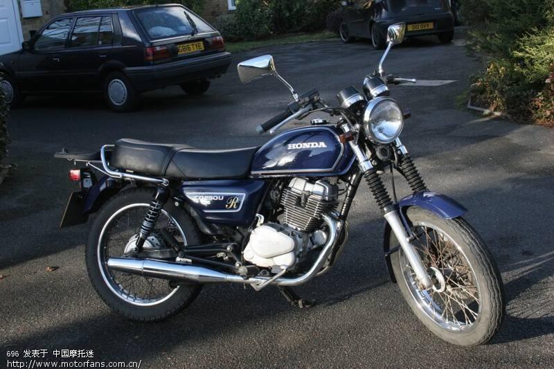 69 摩托车论坛 69 维修改装 69 各位砖家来看看这古老的本田250