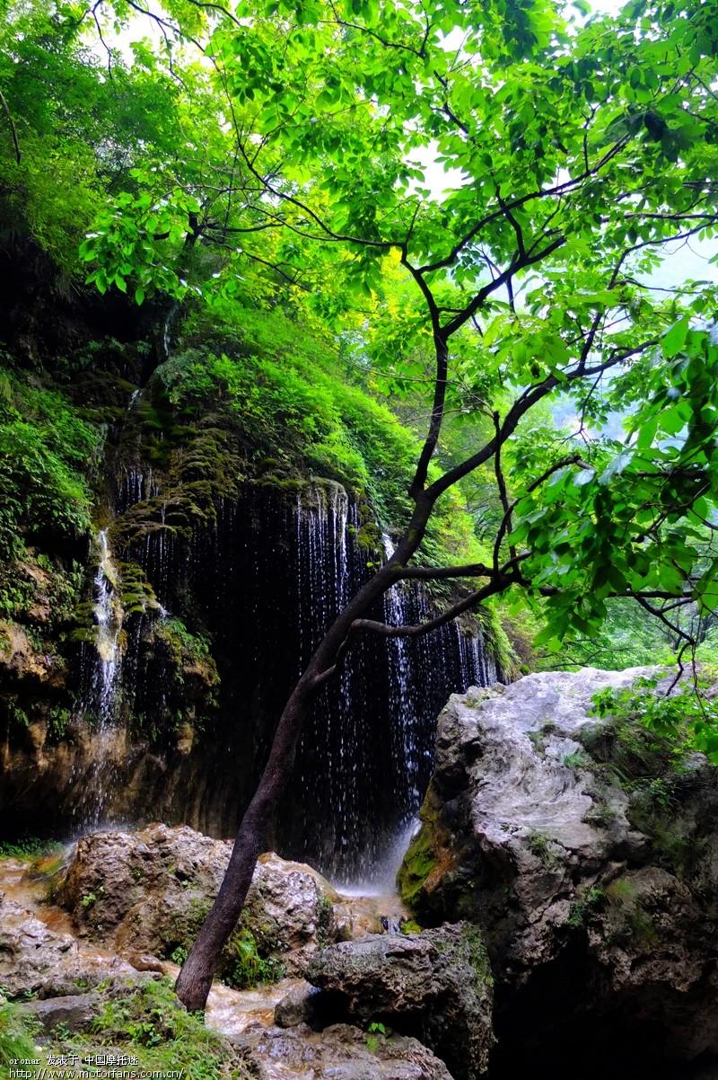 焦作--云台山-泉瀑峡-红石峡-圆融寺-4天行