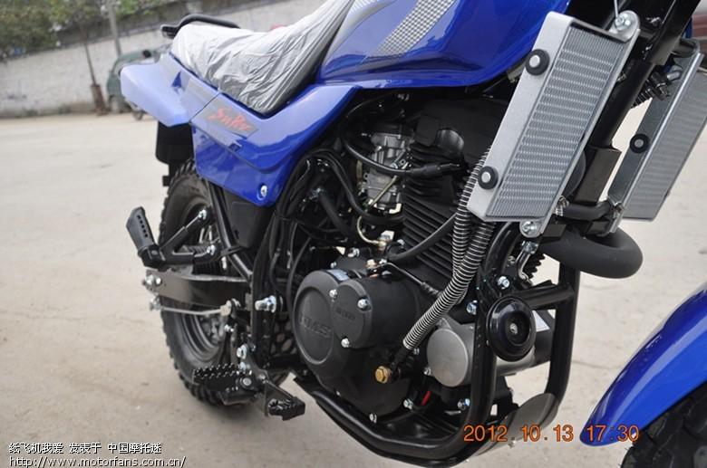 天剑摩托车磁电机接线图