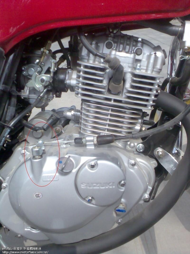 骏威系列离合器的问题图片