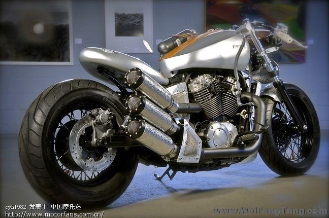 本田重型机车图赏 进口本田Honda 摩托车论坛 中国摩托迷网 将摩旅进图片