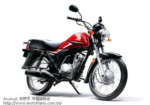 本田2011 cb125 款发动机 旧闻 - 五羊本田-锋朗125