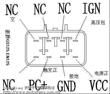 suzuki接线图