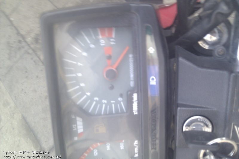 cg发动机换了直流点火器,转速表暴表怎么办