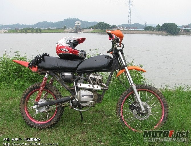 幸福125怎么改装? - 维修改装 - 摩托车论坛 - 中国