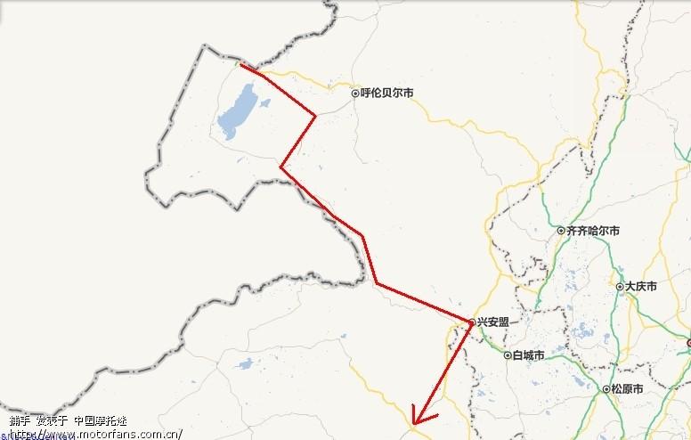 黑龙江防川地图