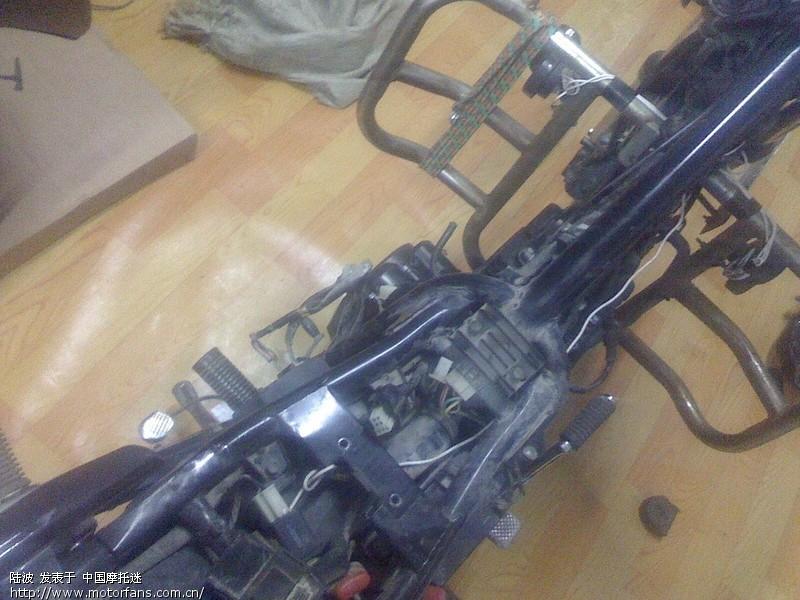 换cbf发动机求助 点火器接线图 - 维修改装 - 摩托车