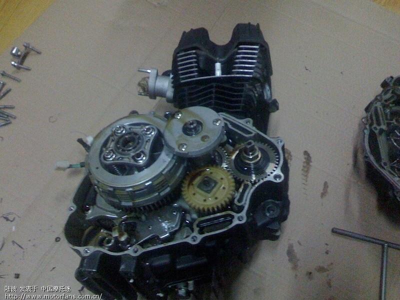 换cbf发动机求助 点火器接线图
